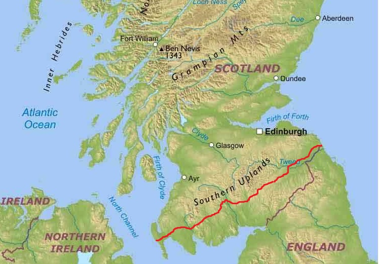 coast to coast cycling holiday scotland