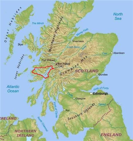 Highland and Island Cycling Holiday