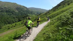 lake district mtb holiday