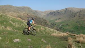 Mountain Biking Tour Lake District
