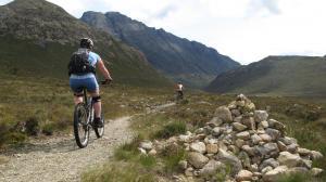 Highland C2C mountain biking holiday