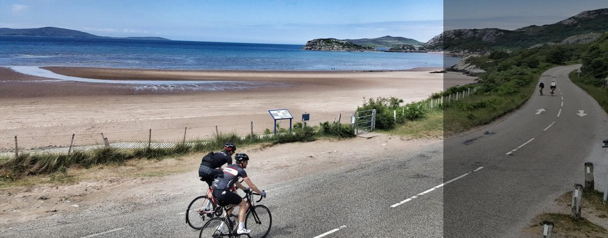 cycling tour scotland
