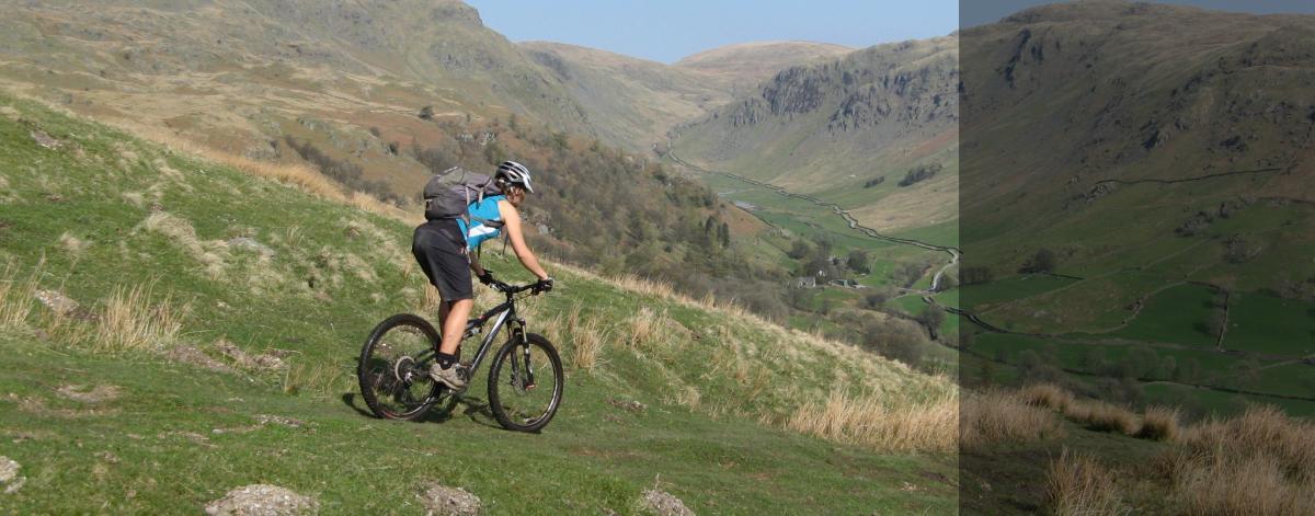 Mountain Biking Tour Lake District