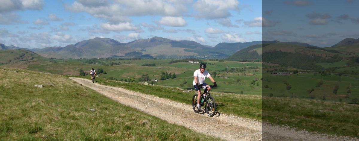 Off Road C2C Mountain Biking Holiday