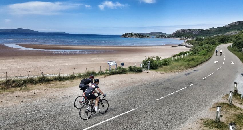 north coast 500 cycling route