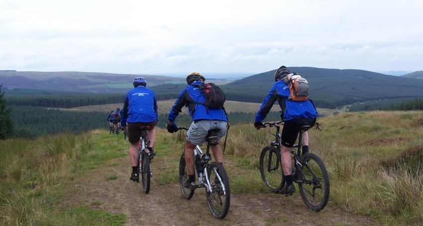 cycling holiday uk