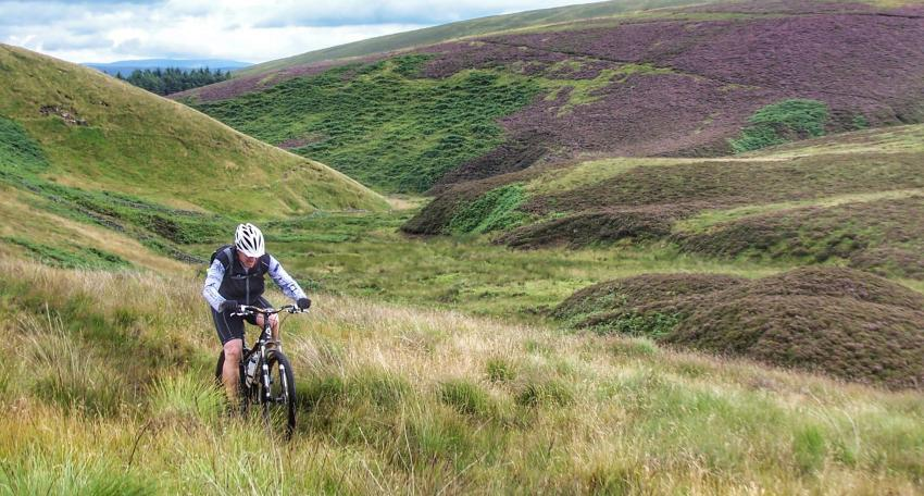 biking holiday scotland