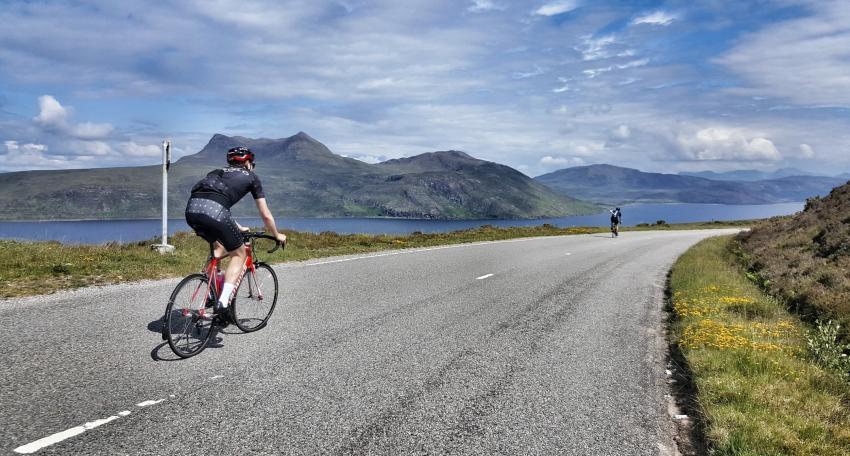 cycling holiday scotland