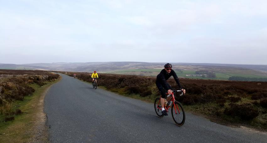 Cycling holiday England