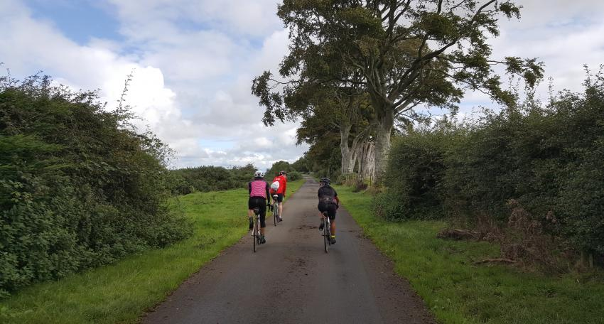 W2W cycling holiday