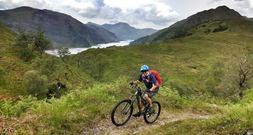 Highland c2c MTB holiday