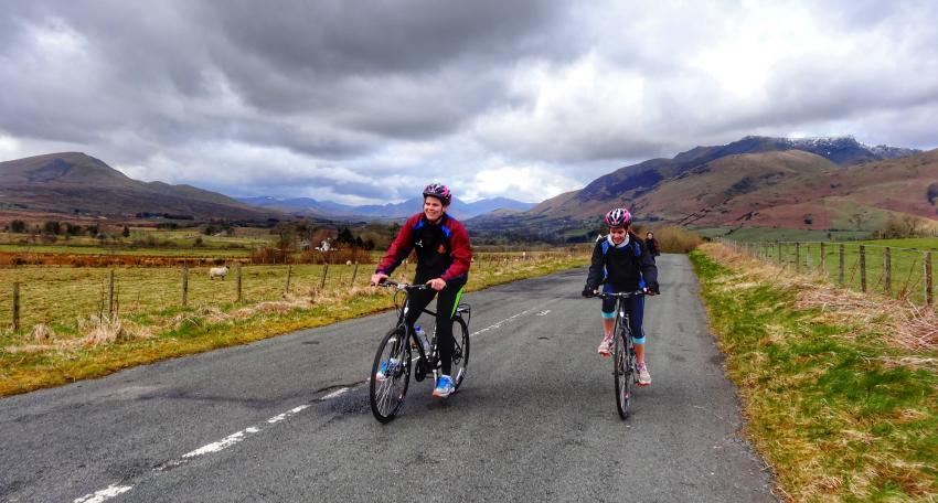 c2c cycling tour