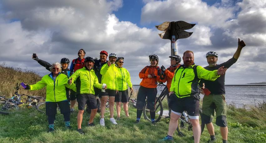 C2C cycling holiday