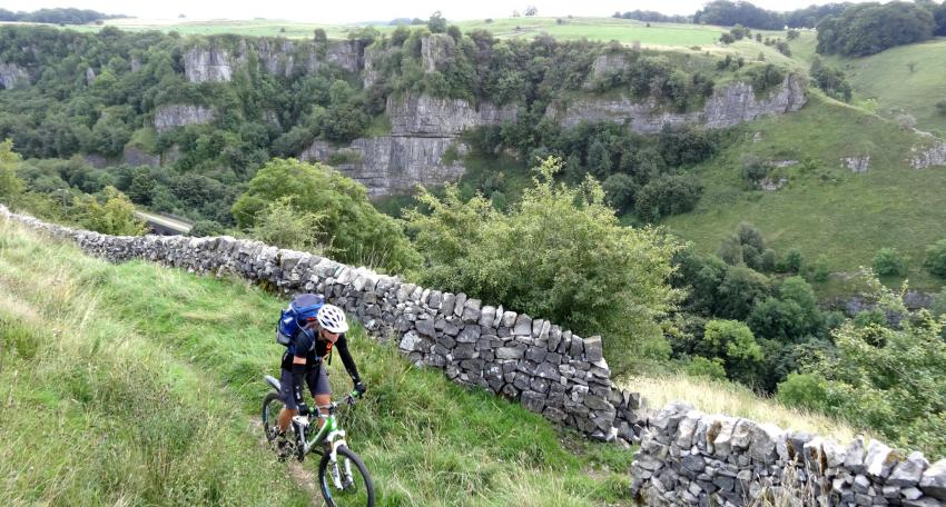 cycling tour pennine bridleway