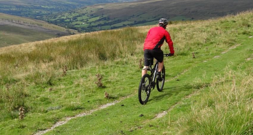 mountain biking pennines