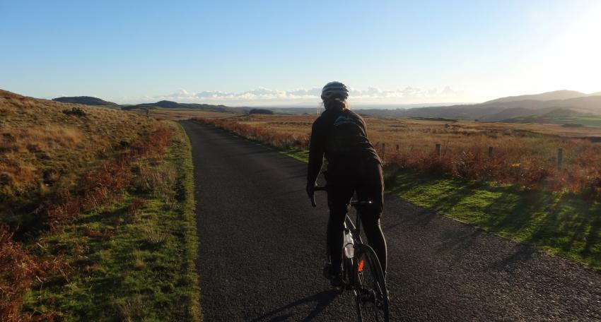 c2c road cycling route