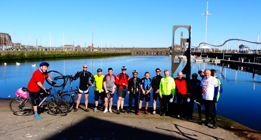 c2c cycle tour uk