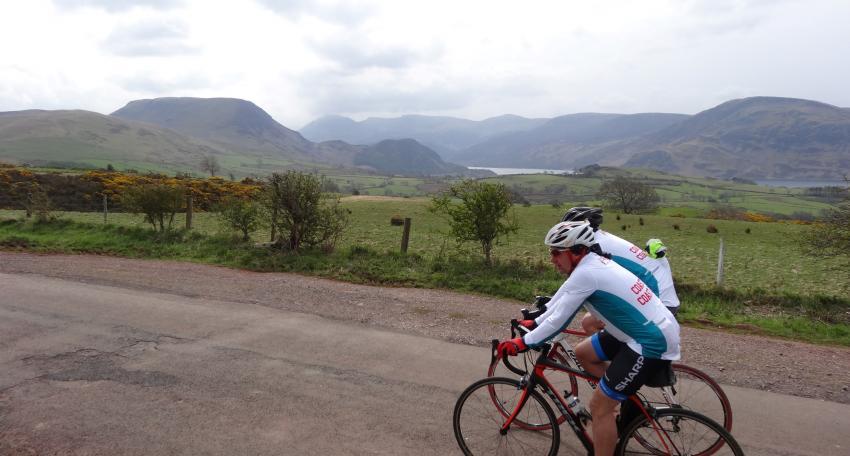 C2C road cycling tour