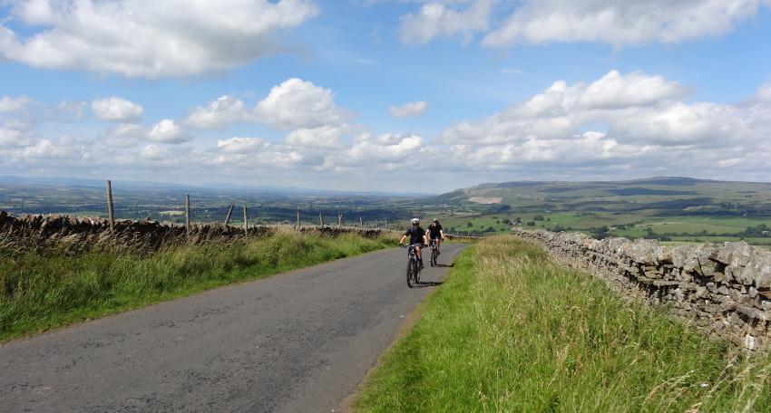 Hadrians wall cycle holiday