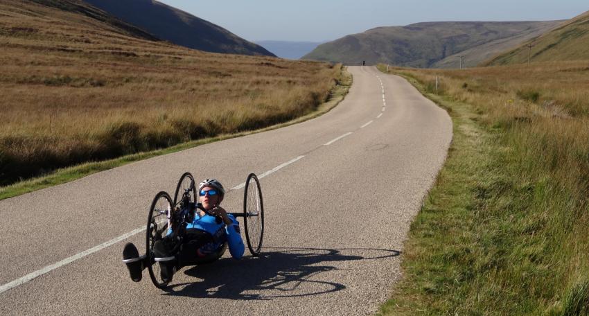 Arran cycling tour