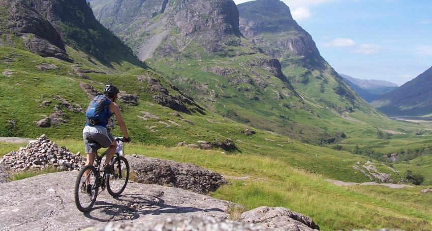 Edinburgh Mountain Bike Tours
