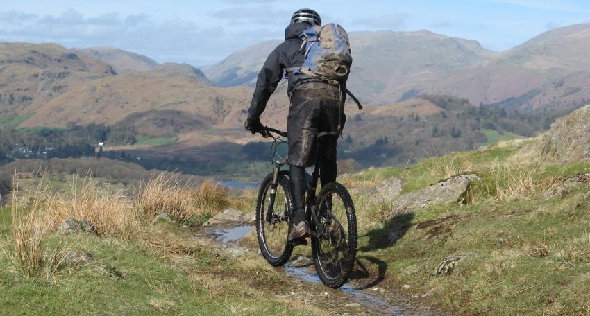 Lake District MTB Holiday