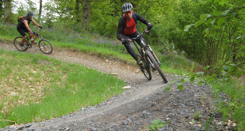mountain biking tour uk