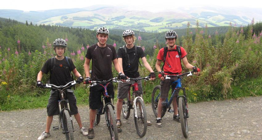 7stanes mtb holiday uk