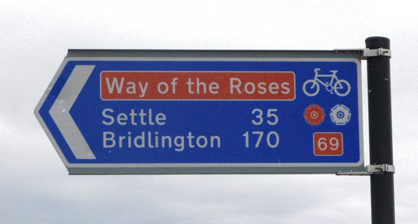 way of the roses cycling holiday