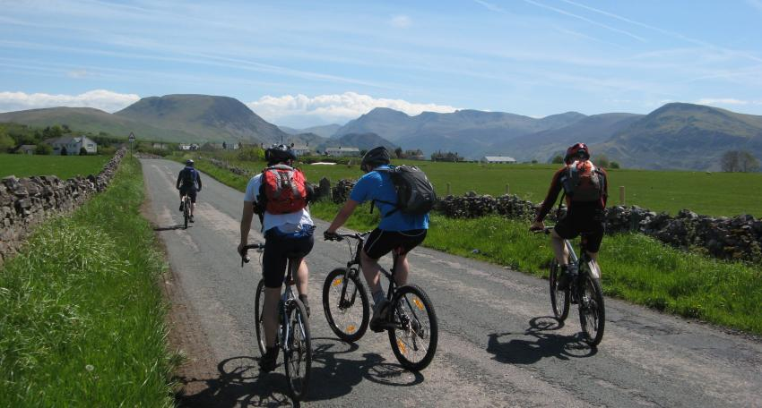 coast to coast cycling tour