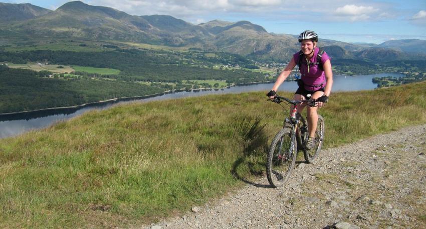 Lake District Mountain Biking Holiday