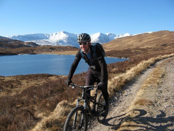 Scottish mountain biking holidays