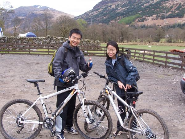 Cycling Routes UK