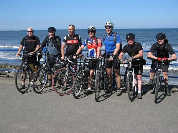 Cycling holidays UK