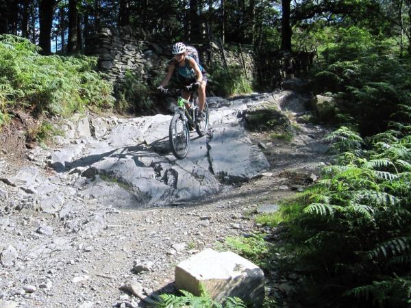 Mountain Biking Holiday Lake District