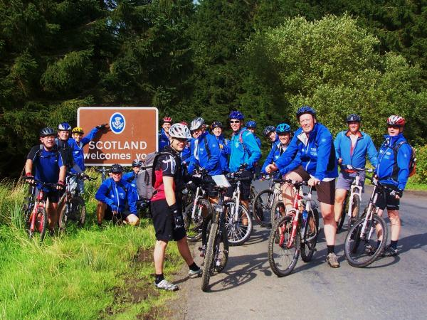 Mountain Biking Holidays UK
