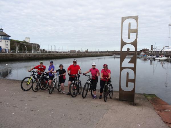 Coast to Coast Cycling Holidays