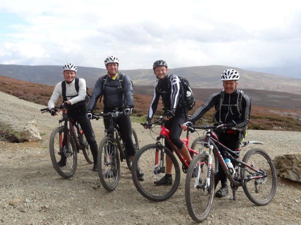 Highland Coast to Coast MTB trips