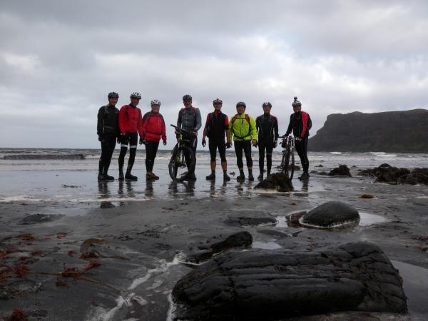 Coast to Coast Cycling Route