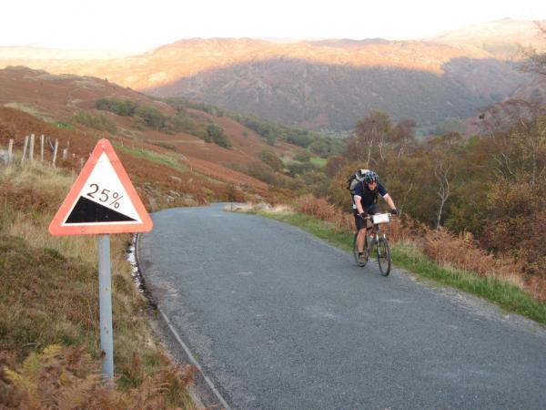 Mountain Biking Holidays UK