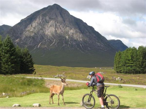 Biking holidays UK