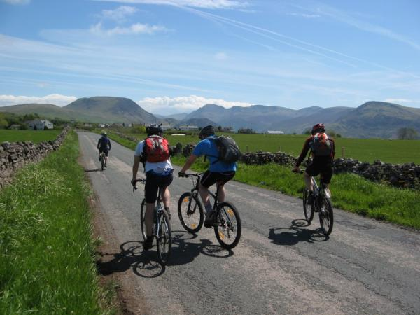 Coast to Coast Cycling Holiday