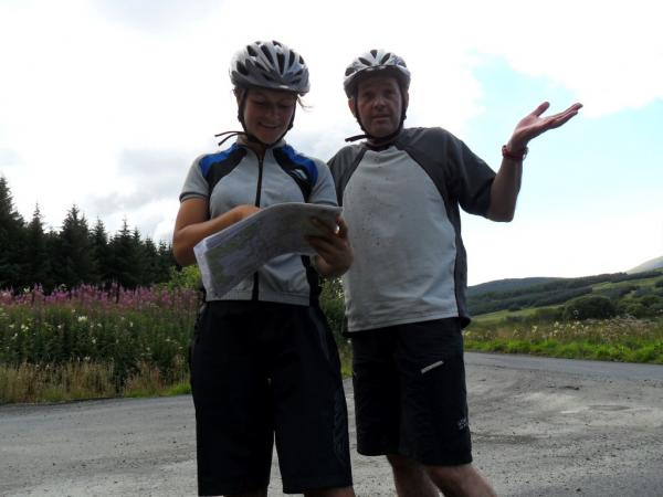 Mountain Biking Routes UK