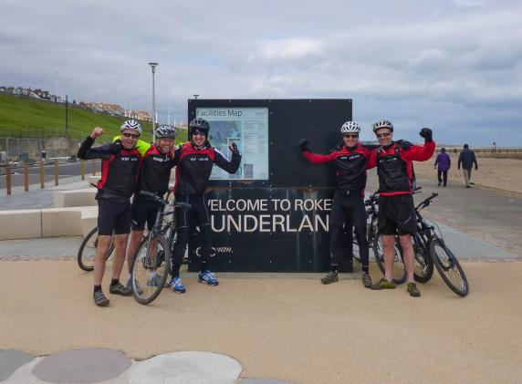 Walney to Wear cycling holiday