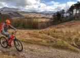 Coast to Coast mountain bike holiday