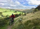Mountain biking holiday england