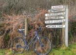 gravel biking route uk